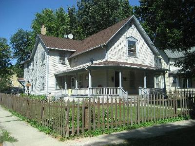 Elgin Multi Family Home Contingent: 424 Division Street