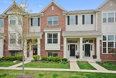 Winfield Condo/Townhouse For Sale: 0n091 Preserve Court