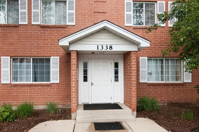 Wheaton Condo/Townhouse Contingent: 1338 South Lorraine Road #F