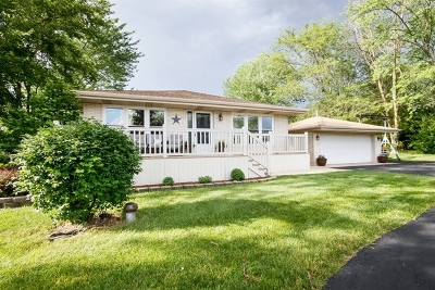 Orland Park Single Family Home For Sale: 7800 West 151st Street