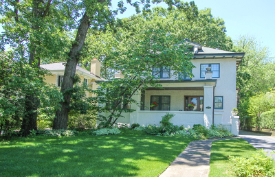 River Forest Single Family Home Contingent: 1038 Forest Avenue
