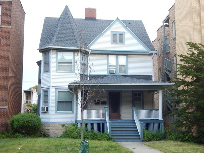 Oak Park Multi Family Home For Sale: 427 Wisconsin Avenue