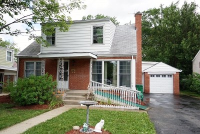 Lombard Single Family Home Contingent: 116 West Park Drive