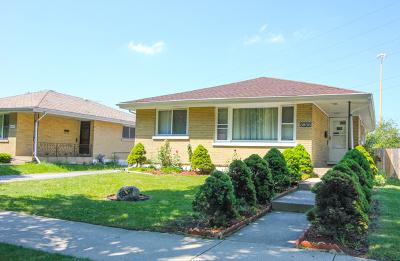 Berkeley Single Family Home Contingent: 5938 Park Avenue