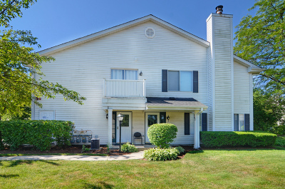 Clarendon Hills Condo/Townhouse For Sale: 564 Willowcreek Court