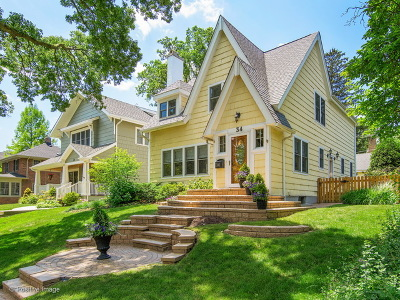 Hinsdale Single Family Home For Sale: 34 South Thurlow Street