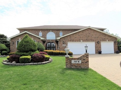 Addison Single Family Home For Sale: 717 North 8th Avenue