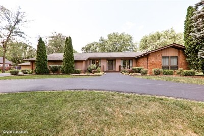 Willowbrook Single Family Home For Sale: 5936 Bentley Avenue