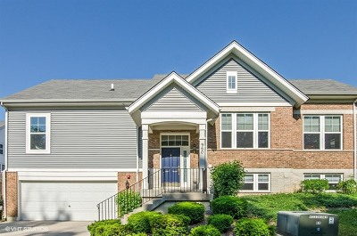Streamwood Condo/Townhouse Contingent: 960 Tuscany Drive