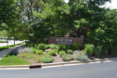 St. Charles Condo/Townhouse For Sale: 125 Hunt Club Drive #125