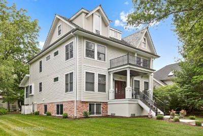 Westmont Single Family Home For Sale: 113 North Washington Street