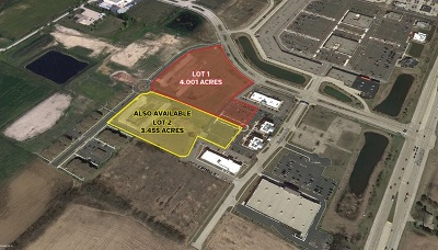 Algonquin Residential Lots & Land For Sale: 2330 Esplanade Drive