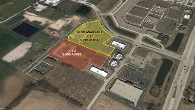 Algonquin Residential Lots & Land For Sale: 2500 Esplanade Drive