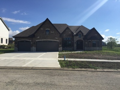 Mokena Single Family Home For Sale: 12510 Whisper Creek Way