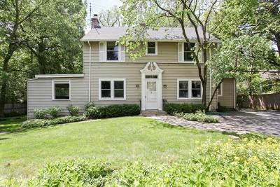 Highland Park Single Family Home For Sale: 502 Ravine Drive