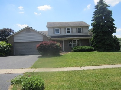 Hillhurst Single Family Home For Sale: 321 Wooded Knoll Drive