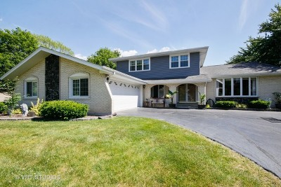 Palos Park Single Family Home Price Change: 8535 West 129th Place