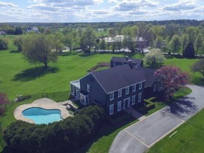 Barrington Single Family Home Contingent: 61 Spring Creek Road