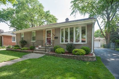 Berkeley Single Family Home Contingent: 1509 Herbert Avenue