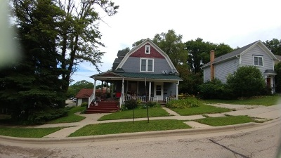 East Dundee Multi Family Home For Sale: 403 Hill Street