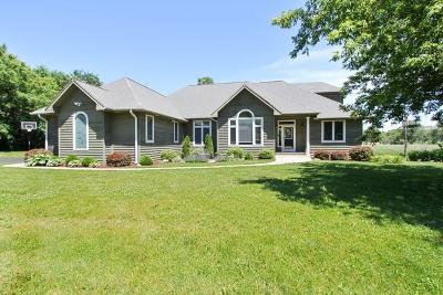 Lake Villa, Lindenhurst Single Family Home For Sale: 38955 North Ashley Drive