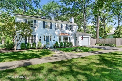 Lake Forest Single Family Home Contingent: 131 South Winston Road