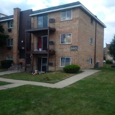Addison Multi Family Home Contingent