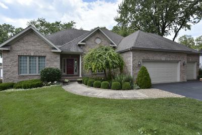 Lake Villa, Lindenhurst Single Family Home For Sale: 38950 North Cedar Crest Drive
