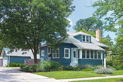 Winnetka Single Family Home For Sale: 518 Rosewood Avenue