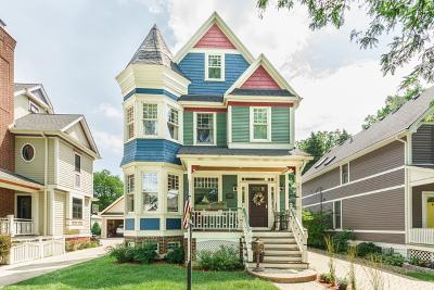 La Grange Single Family Home For Sale: 47 North Stone Avenue