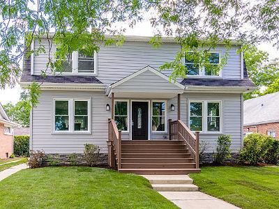 La Grange Single Family Home For Sale: 809 7th Avenue