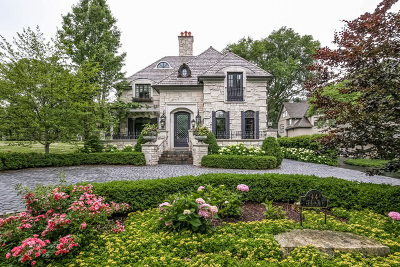 Hinsdale Single Family Home For Sale: 44 South Elm Street