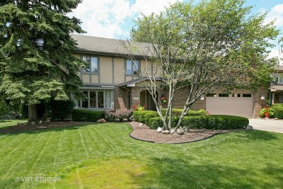 Darien Single Family Home For Sale: 8110 Sawmill Creek Drive