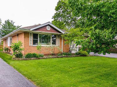 Western Springs Single Family Home For Sale: 5421 Fair Elms Avenue