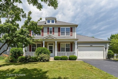 Bolingbrook Single Family Home Contingent: 1616 Sutton Place