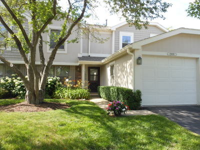 Winfield Condo/Townhouse Contingent: 27w310 Providence Lane