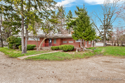 Lombard Single Family Home Contingent: 2n055 Swift Road