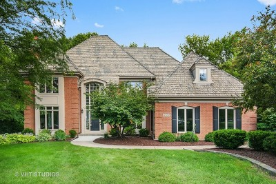 St. Charles Single Family Home Contingent: 4n698 High Meadow Road