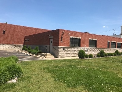 Carol Stream Commercial For Sale: 381 East St Charles Road