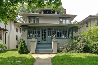 Oak Park Single Family Home Contingent: 143 Linden Avenue