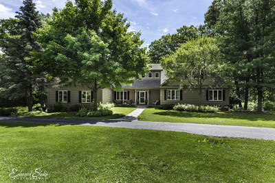 Hampshire Single Family Home Price Change: 11n731 Peplow Road