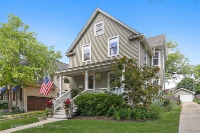 Hinsdale Single Family Home Contingent: 221 South Madison Street