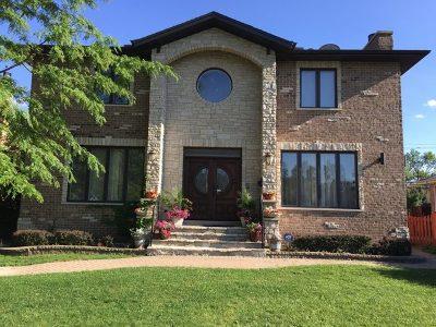 Skokie Single Family Home For Sale: 3835 Howard Street