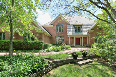 Lake Forest Single Family Home For Sale: 1481 Wedgewood Drive
