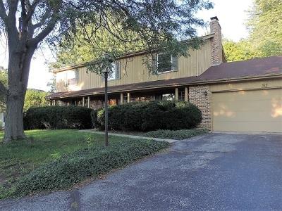 Geneva Single Family Home Contingent: 513 West Lane