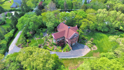 Lisle Single Family Home Price Change: 4222 Evergreen Drive