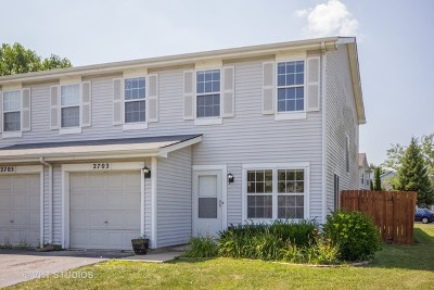 Naperville Condo/Townhouse Contingent: 2703 Skylane Drive