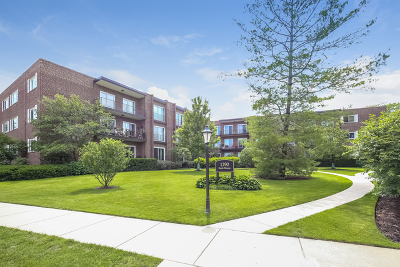 Lake Forest Condo/Townhouse Contingent: 1290 North Western Avenue #202