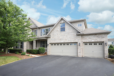 Elgin Single Family Home For Sale: 3806 Trillium Trail