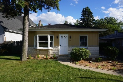 Westmont Single Family Home Contingent: 211 Willard Place